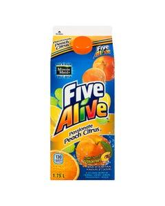 Five Alive Passionate Peach Citrus 1.75L