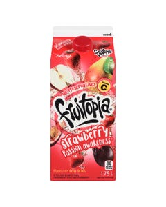 Fruitopia Strawberry Passion Awareness 1.75L