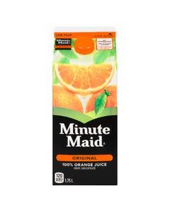 Minute Maid Original Orange Juice Low Pulp 1.75L