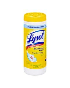 Lysol Disinfecting Wipes Citrus 35CT