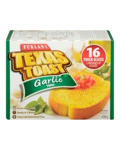 Furlani Texas Toast Garlic 638G