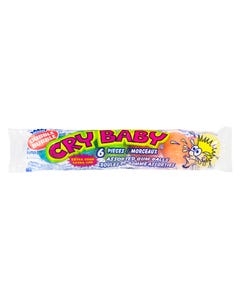 Dubble Bubble Cry Baby Extra Sour Assorted Gum Balls 66G