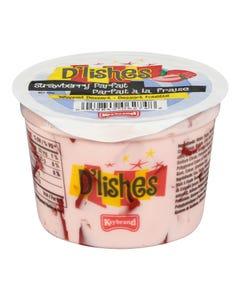 D'lishes Strawberry Parfait 125G