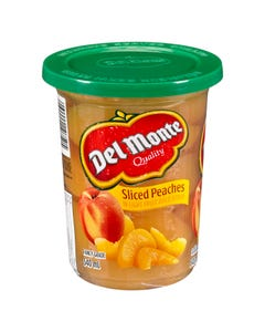 Del Monte Peaches Sliced 540ml