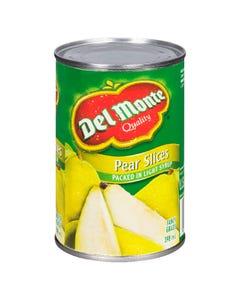 Del Monte Pear Slices 398ML