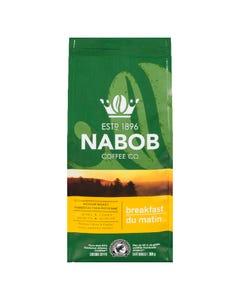 Nabob Breakfast Medium Roast Ground Coffee 300G