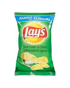 Lays Sour Cream & Onion 235g