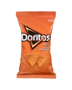 Doritos Zesty Cheese 255g