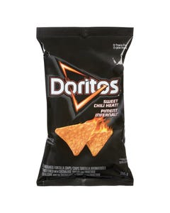 Doritos Croustilles Piment Infernal 255G