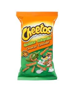 Cheetos Crunchy Cheddar Jalapeno 310g