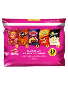 Frito Lay Flavour Mix 18CT 484G