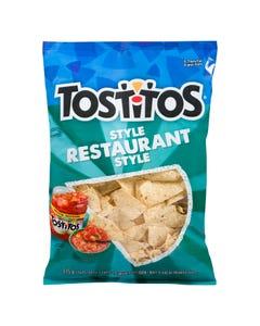 Tostitos Tortilla Chips Restaurant Style 275g
