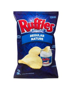 Ruffles Chips Regular 200g