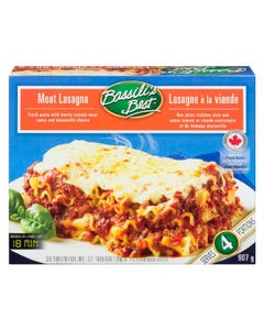 Bassili's Best Meat Lasagna 907G
