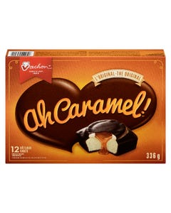 Vachon Ah Caramel! Original Cakes 12CT 336G