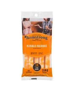 Armstrong Marble Cheddar Sticks 10X21G