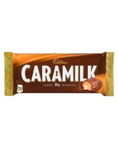 Caramilk Chocolat Barre 50G