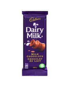 Cadbury Dairy Milk Chocolate 100G