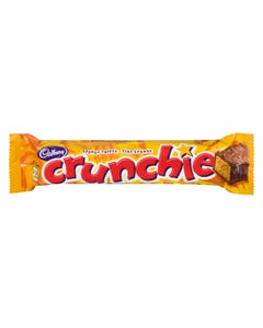 Crunchie Chocolate Bar 44G