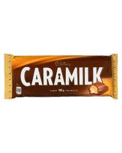 Cadbury Caramilk Candy Bar 100G