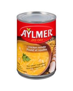Aylmer Soupe Poulet et Nouilles 284ML