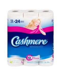 Cashmere Bath Tissue 12 Double Rolls