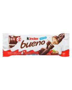 Kinder Bueno Chocolat Barre 43G