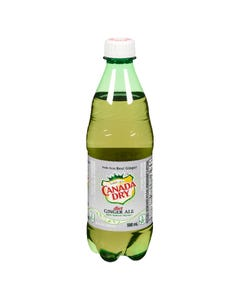 Canada Dry Diet Ginger Ale 500ML
