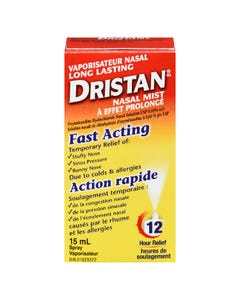 Dristan Long Lasting Nasal Mist 15ML