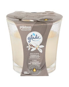 Glade Delicate Vanilla Embrace Candle