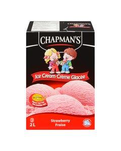 Chapman's Ice Cream Strawberry 2L