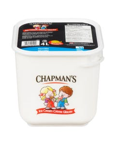 Chapman's Ice Cream Vanilla 4L