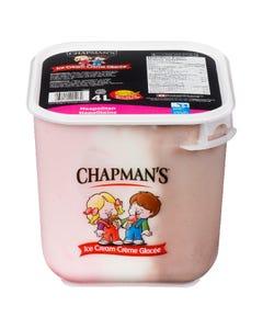Chapman's Ice Cream Neapolitan 4L