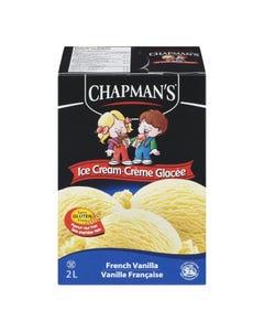Chapman's Ice Cream French Vanilla 2L