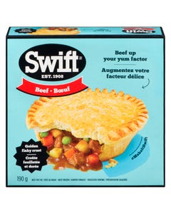 Swift Beef Pot Pie 190g