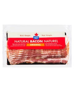 Maple Leaf Bacon 375G