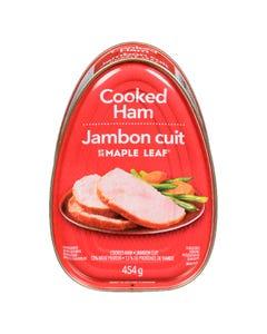 Maple Leaf Cooked Ham 454G