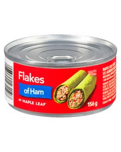 Maple Leaf Flakes of Ham 156G