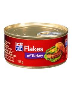 Maple Leaf Flakes of Turkey 156G