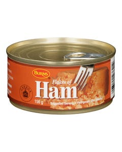 Burns Flakes of Ham 156g