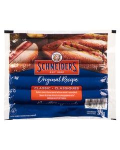 Schneiders Original Recipe Classic Wieners 375G
