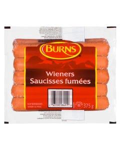 Burns Wieners 375g