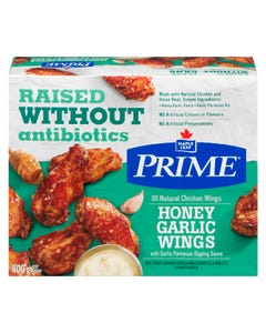 Maple Leaf Prime Honey Garlic Chicken Wings 800G