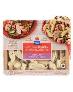 Maple Leaf Natural Turkey Sliced 250G