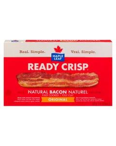 Maple Leaf Ready Crisp Original Bacon Slices 65G