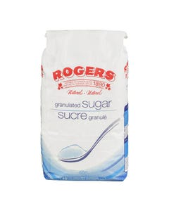 Rogers Granulated Sugar 4kg