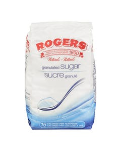 Rogers Granulated Sugar 1kg