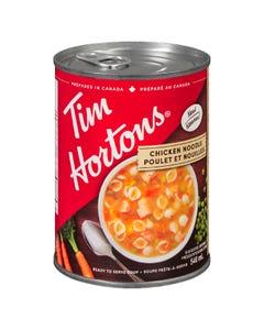 Tim Hortons Chicken Noodle Soup 540ML