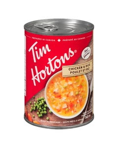 Tim Hortons Chicken & Rice Soup 540ML
