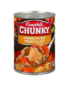 Campbell's Chunky Chicken with Rice 540ML